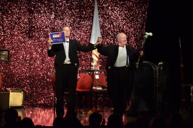 Дания, Theatergruppen Batida, спектакль Соло для двоих 13.04 (5)