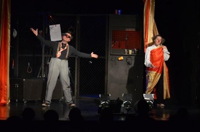 Эстония, Piip and Tuut theatre, спектакль Гамлет 14.04 (4)